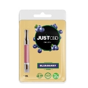 Just CBD Vape Tank Blueberry 1ml 200mg