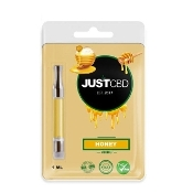 Just CBD Vape Tank Honey 1ml 200mg
