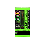 Hemp Bombs CBD Sweet Mango Seduction Vape Tank 1ml 125mg