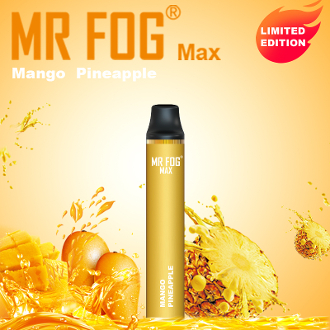 MR FOG Max Disposable Mango Pineapple 1000 Puff 3.5ml