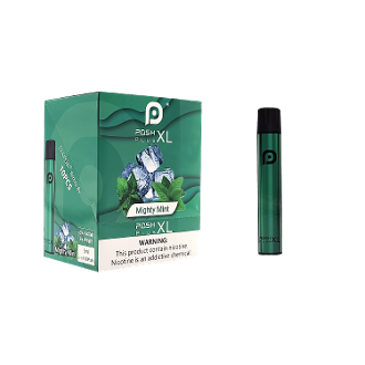 Posh Plus XL Disposable Mighty Mint 1500 Puff 5.0ml