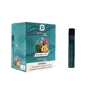 Posh Plus XL Disposable Kiwi Berry Ice 1500 Puff 5.0ml