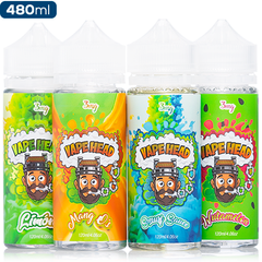 Vapeheads Mang O's 6mg 120ml