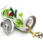 DIET 7UP SAFE CAN