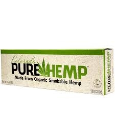 Colorado Pure Hemp Carton Regular 10/20